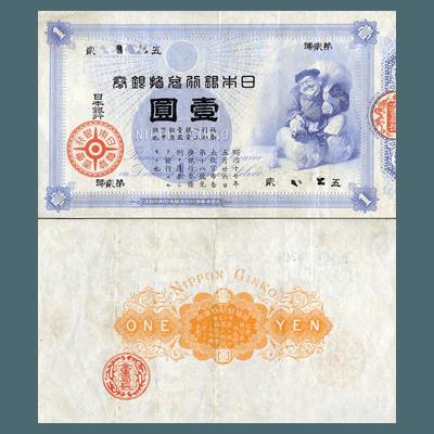 日本銀行兌換銀行券